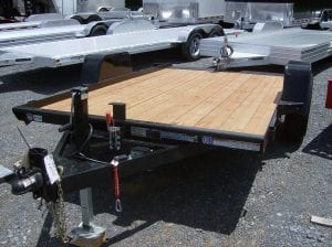 Flat Bed Trailer Sales- Frederick MD