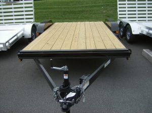 Flat Bed Trailer- Sales in Frederick & Urbana MD