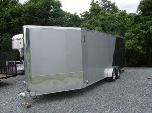 Outside View- Trailer Sales Frederick MD